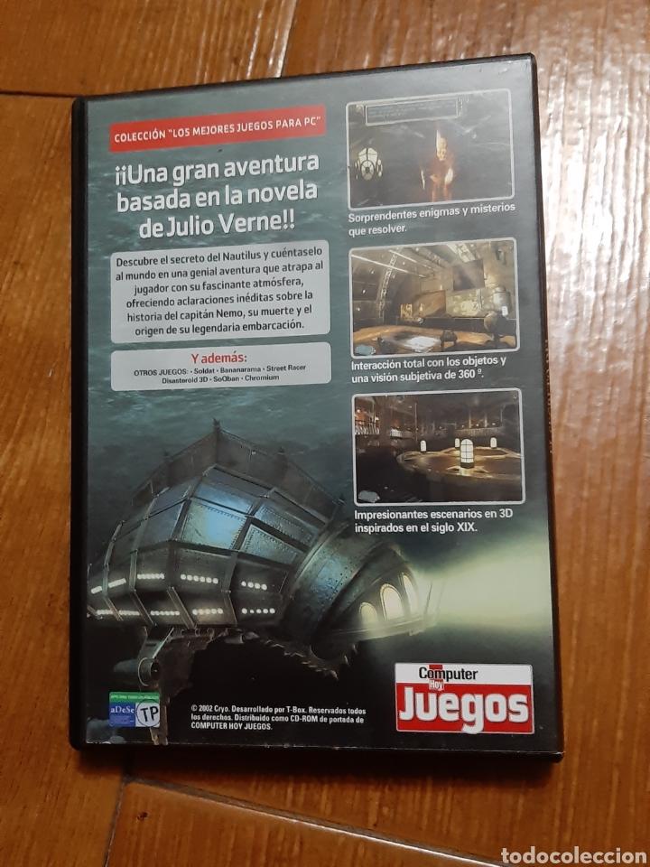 Videojuegos y Consolas: Juegos PC Kreaten, EL secreto del Nautilus (Julio Verne 2.002) - Foto 2 - 257884940