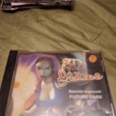 Videojuegos y Consolas: G-74 PC CDROM 3D GAMES 3 (RECOPILATORIO DE JUEGOS) - JUEGO DE PC - CLÁSICO. Lote 257895485