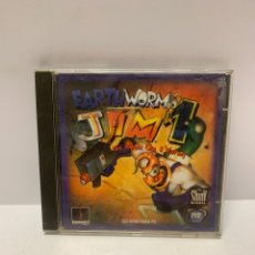 Jeux Vidéo et Consoles: PC 915 EARTH WORM JIM 1 JUEGO PC SEGUNDA MANO. Lote 259216395