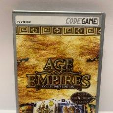 Jeux Vidéo et Consoles: PC 935 AGE OF EMPIRES COLLECTORS EDITION JUEGO PC SEGUNDA MANO. Lote 259223535