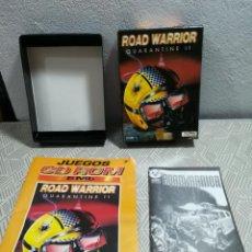 Videojuegos y Consolas: ANTIGUA CAJA DE JUEGO PC. ROAD WARRIOR. NO CONTIENE JUEGO. Lote 259297035