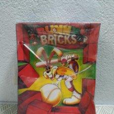 Videojuegos y Consolas: ANTIGUA CAJA DE JUEGO PC. BUNNY BRICKS. COMPLETO. SIN ABRIR. Lote 259303200