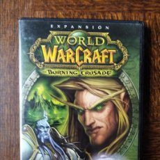 Videojuegos y Consolas: WORLD OF WARCRAFT - EXPANSION: THE BURNING CRUSADE - DVD ROM - PAL ESPAÑA -. Lote 259312900