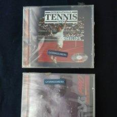 Videojuegos y Consolas: SIMULADOR 2 CD-ROM PC TENIS - SKY - LA VANGUARDIA -. Lote 260684190