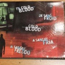 Videojuegos y Consolas: A SANGRE FRIA CD PC 3 CDS JUEGO ORDENADOR. Lote 261211755
