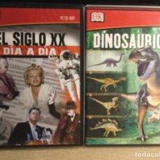 Videojuegos y Consolas: 8 PC CD ROM - VARIOS ( PRO15). Lote 261297650