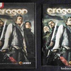Videojuegos y Consolas: PC: ERAGON - JUEGO + INSTRUCCIONES. EN CASTELLANO.. Lote 261306125