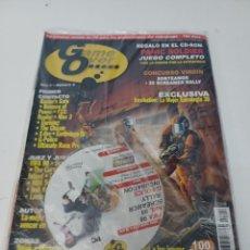 Videogiochi e Consoli: REVISTA INFORMÁTICA PC GAME OVER N° 4 AÑO 1997 + CD VIDEOJUEGO PANIC SOLDIER. Lote 261626690