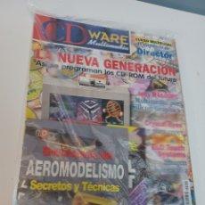 Videojuegos y Consolas: REVISTA INFORMÁTICA PC CDWARE N° 16 + 2 CD ENCICLOPEDIA DE AEROMODELISMO + SHARE ESPECIAL INTERNET. Lote 262311425