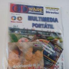 Videojuegos y Consolas: REVISTA INFORMÁTICA PC CDWARE N° 18 + 2 CD ENCICLOPEDIA SEXUALIDAD Y CURSO HERRAMIENTAS MULTIMEDIA. Lote 262312430