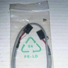 Videojuegos y Consolas: CABLE INTERNO PARA CONECTAR SALIDA AUDIO CD/DVD A CONECTORES EN PLACA BASE. Lote 262427520