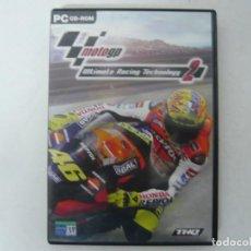 Videojuegos y Consolas: MOTO GP 2 - ULTIMATE RACING TECHNOLOGY / CAJA DVD / IBM PC / RETRO VINTAGE / CD - DVD. Lote 262929455