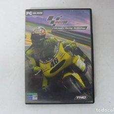 Videojuegos y Consolas: MOTO GP / CAJA DVD / IBM PC / RETRO VINTAGE / CD - DVD. Lote 262930030
