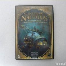 Videojuegos y Consolas: EL SECRETO DEL NAUTILUS / CAJA DVD / IBM PC / RETRO VINTAGE / CD - DVD. Lote 262930265