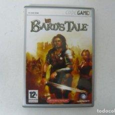 Videojuegos y Consolas: BARD'S TALE / CAJA DVD / IBM PC / RETRO VINTAGE / CD - DVD. Lote 262936775