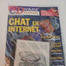 Videojuegos y Consolas: REVISTA INFORMÁTICA PC CDWARE N° 37 + 3 CD CURSO IDIOMAS 2 - ENCICLOPEDIA INFORMÁTICA- MONOGRÁFICO. Lote 262956530