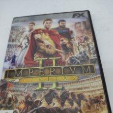 Videojuegos y Consolas: ROMA ETERNA, ES UN ESTUDIO PERMANENTE.. Lote 263003445