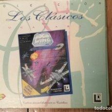 Videojuegos y Consolas: PC CD JUEGO COLECCIÓN LOS CLÁSICOS STAR WARS XWING. Lote 263010010