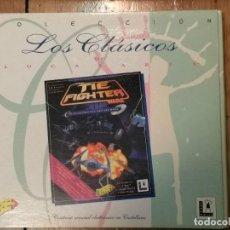 Videojuegos y Consolas: PC CD JUEGO COLECCIÓN STAR WARS THE FIGHTER WARS. Lote 263010040
