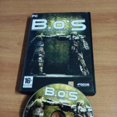 Videojuegos y Consolas: JUEGO COMPLETO PC - B.O.S BET ON SOLDIER - MICROMANIA № 40. Lote 263070585