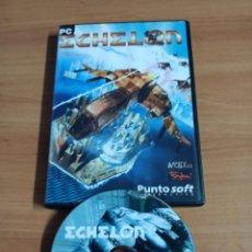 Videojuegos y Consolas: JUEGO COMPLETO PC - ECHELON - MICROMANIA № 10. Lote 263072240