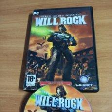 Videojuegos y Consolas: JUEGO COMPLETO PC - WILLROCK - MICROMANIA № 22. Lote 263076750