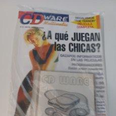 Videojuegos y Consolas: REVISTA INFORMÁTICA PC CDWARE N° 39 + 2 CD ENCICLOPEDIA SEXUALIDAD - MONOGRÁFICO DIETAS COMIDA. Lote 263079965