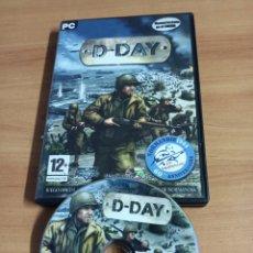 Videojuegos y Consolas: JUEGO COMPLETO PC D-DAY MICROMANIA № 47. Lote 263187000