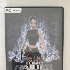 Videojuegos y Consolas: TOM RAIDER EL ÁNGEL DE LA OSCURIDAD PC PAL ESP. Lote 263661090