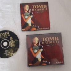 Videojuegos y Consolas: TOM RAIDER 2 PC PAL ESP. Lote 263662475