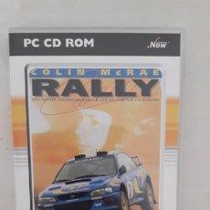 Videojuegos y Consolas: COLIN MC.RAE RALLY PC PAL ESP. Lote 263676815