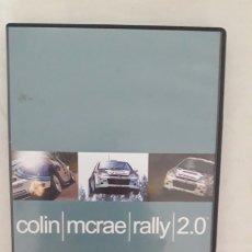 Videojuegos y Consolas: LOTE COLIN MC.RAE PC PAL ESP. Lote 263677440