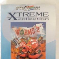 Videojuegos y Consolas: WORMS 2 XTRENE COLLECTION PC PAL ESP. Lote 263678470