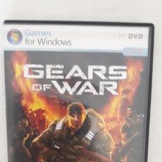 Videojuegos y Consolas: GEARS OF WAR PC PAL ESP. Lote 263679920
