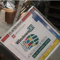 Videojuegos y Consolas: WINDOWS 98 ( 9 CDS) + PANDA ANTIVIRUS. Lote 263698665