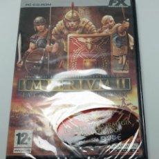 Jeux Vidéo et Consoles: JUEGO PC CDROM FX INTERACTIVE IMPERIUM II LA CONQUISTA DE ESPAÑA (NUEVO PRECINTADO). Lote 264527609