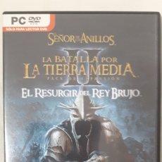 Videogiochi e Consoli: EL RESURGIR DEL REY BRUJO PC PAL ESP. Lote 265424499