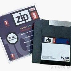 Videogiochi e Consoli: CAJA PARA DISCO ZIP 100 MB (ULTIMA REPOSICIÓN). Lote 266749418