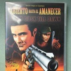Videojuegos y Consolas: ABIERTO HASTA EL AMANECER [PC CD-ROM]. Lote 266902709