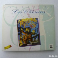 Videogiochi e Consoli: MONKEY ISLAND 2 / CAJA CARTÓN / IBM PC / RETRO VINTAGE / CD-ROM. Lote 267308984