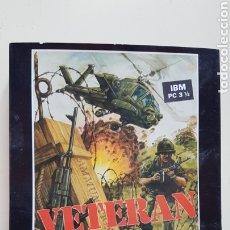 Videojogos e Consolas: JUEGO PC IBM VETERAN. Lote 267574629