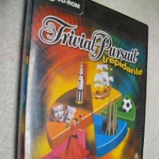 Videojuegos y Consolas: TRIVIAL PURSUIT JUEGO DE PC. Lote 267829529