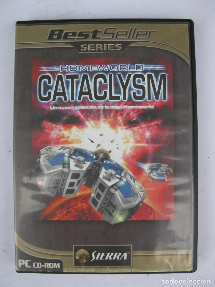CATACLYSM - HOMEWORLD - JUEGO PARA PC. (Juguetes - Videojuegos y Consolas - PC)