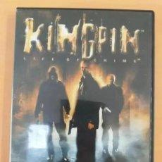 Videojuegos y Consolas: KINGPIN LIFE OF CRIME (JUEGO PC). Lote 269002129