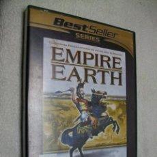 Videojuegos y Consolas: EMPIRE EARTH JUEGO DE PC. Lote 269160163