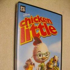 Videojuegos y Consolas: CHICKEN LITTLE JUEGO DE PC. Lote 269160208