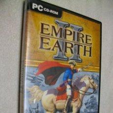 Videojuegos y Consolas: EMPIRE EARTH II JUEGO DE PC. Lote 269160438
