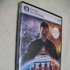 Videojuegos y Consolas: EMPIRE EARTH III JUEGO DE PC. Lote 269160498