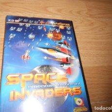 Videojuegos y Consolas: SPACE INVADERS - AMENAZA ESPACIAL - ARCADE ZETAGAMES - EDICIONES CATARO - . TENGO + JUEGOS. Lote 269265058