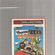 Videojuegos y Consolas: THEME PARK WORLD. Lote 270227973